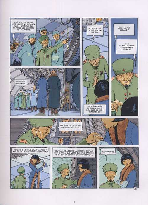 La malédiction de Zener T3 : Tokamak (0), bd chez Drugstore de Grangé, Adamov, Rita