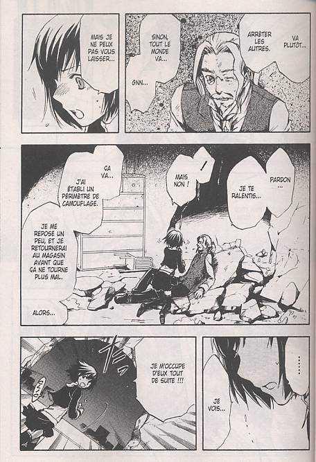 Venus versus Virus T4, manga chez Soleil de Suzuki