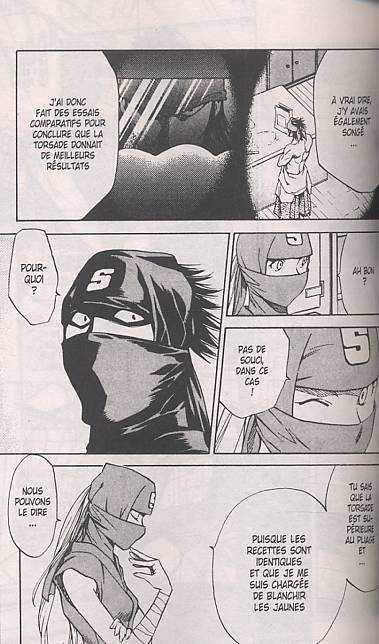 Yakitate Ja-pan !! T17, manga chez Delcourt de Hashiguchi