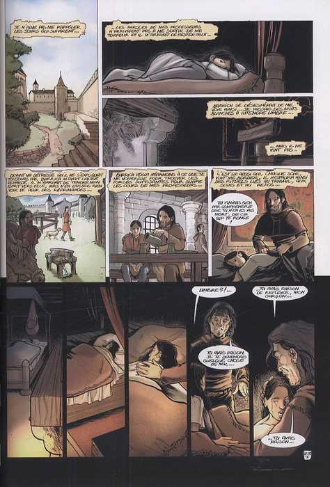 L'assassin royal T1 : Le bâtard (0), bd chez Soleil de Gaudin, Sieurac, Alquier