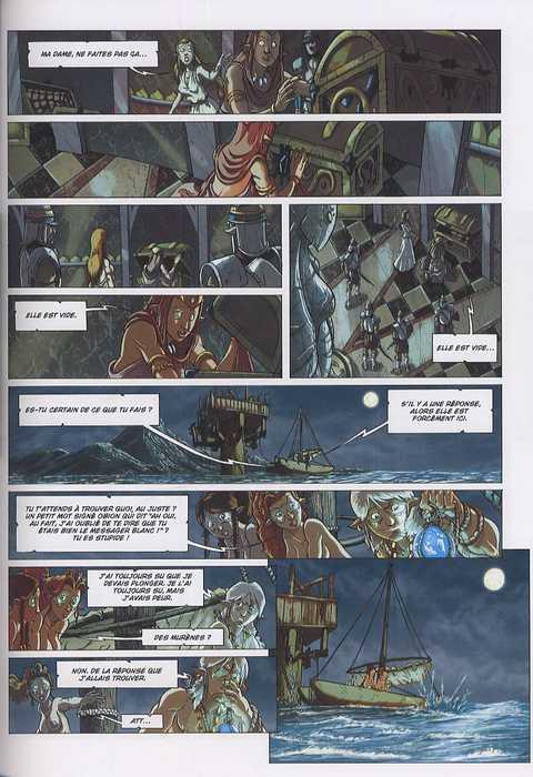 Les exilés d'Asceltis T2 : Le Fils d'Obion (0), bd chez Soleil de Jarry, Deplano, Malosso
