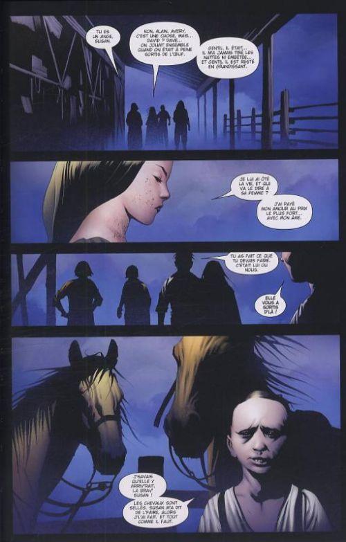 La tour sombre T3, comics chez Fusion Comics de King, David, Lee, Isanove