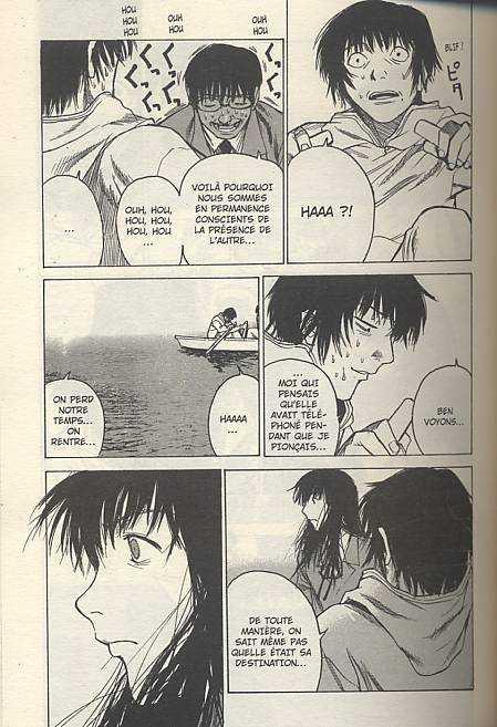 Daydream T5, manga chez Panini Comics de Okuse, Meguro