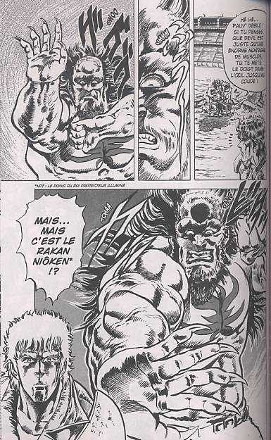 Hokuto no Ken – Edition Simple, T3, manga chez Asuka de Buronson, Hara