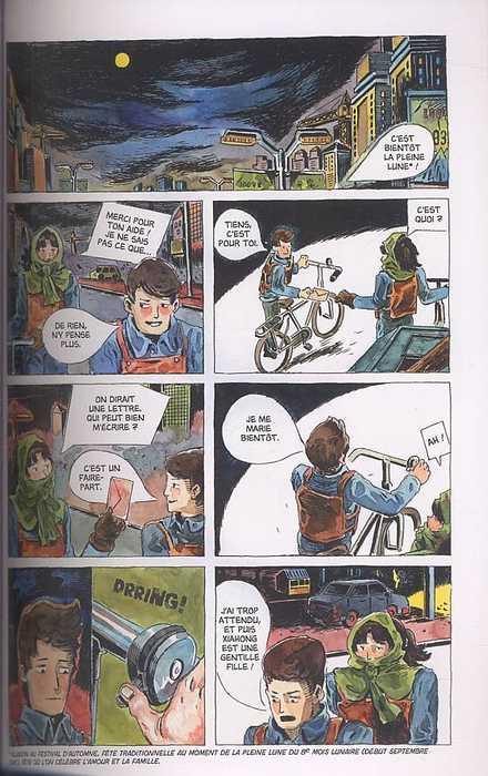 Chroniques de Pékin, manga chez Xiao Pan de Zou, Ji An, Liang, Liu, Lu, Wang, Song, Jian, Nie, Cheng