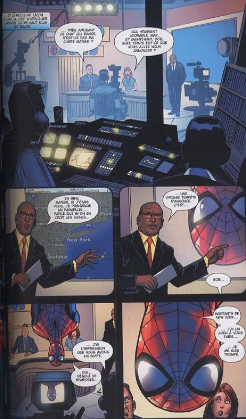 Civil War T2 : Vendetta (0), comics chez Panini Comics de Guggenheim, Straczynski, Garney, Ramos, Delgado, Milla