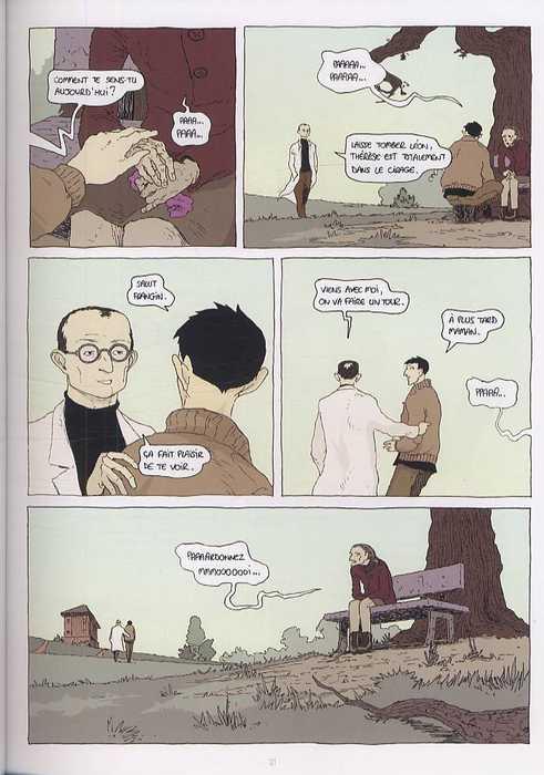 Ma vie de zombie, bd chez Ankama de Viozat, Raphaelb