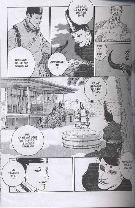 Onmyôji T3 : Celui qui parle aux démons (0), manga chez Delcourt de Yumemakura, Okano