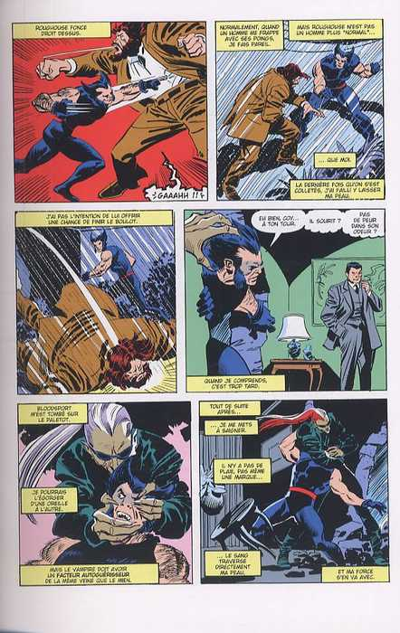 Wolverine - L'intégrale T2 : 1989 (0), comics chez Panini Comics de Goodwin, Claremont, David, Colan, Byrne, Buscema, Chiarello, Wright, Rockwitz, Oliver