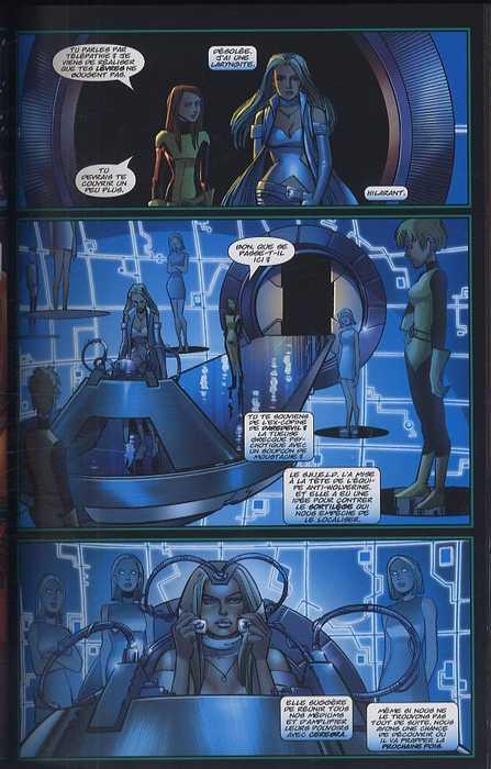 Wolverine : Ennemi d'Etat (0), comics chez Panini Comics de Millar, Andrews, Romita Jr, Villarrubia, Mounts