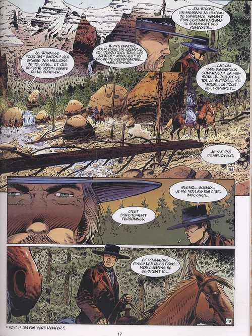 Durango T15 : El Cobra (0), bd chez Soleil de Swolfs, Girod, Charrance