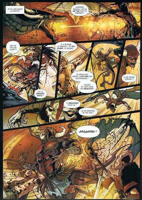Wanderers T1 : Le Roi de l'hiver (0), comics chez Fusion Comics de Claremont, Briones, Paitreau