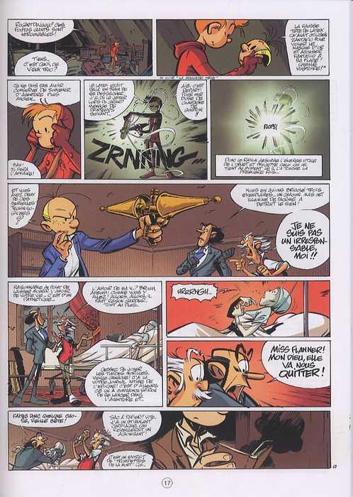 Spirou et Fantasio T50 : Aux sources du Z (0), bd chez Dupuis de Yann, Morvan, Munuera, Lerolle