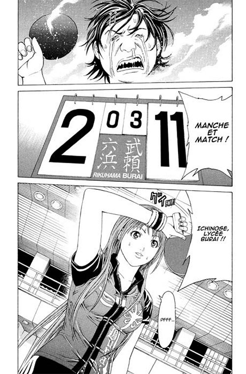 Ping Pong Dash !! T3, manga chez Bamboo de Honda