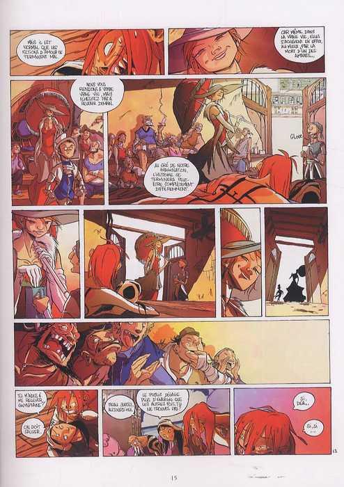 L'homme qui rit T2 : Chaos vaincu (0), bd chez Delcourt de Morvan, Delestret