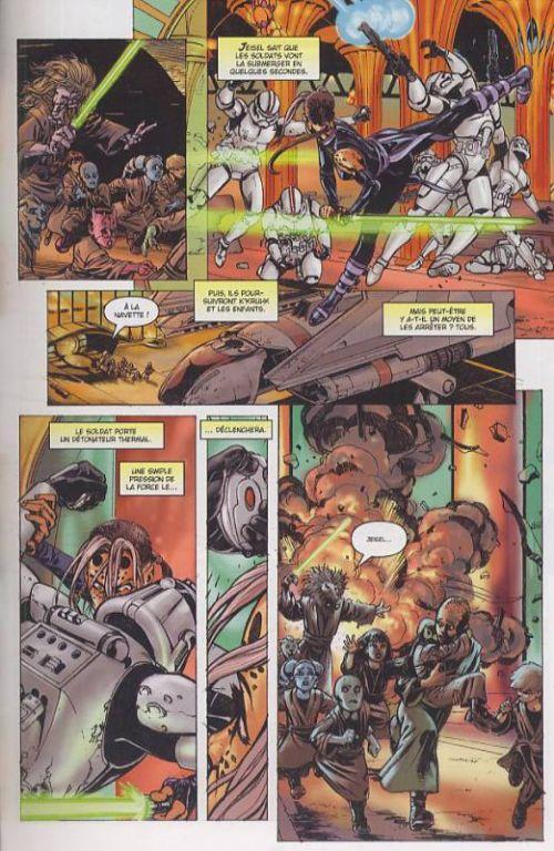 Star Wars (revue) T2 : Parallèles (0), comics chez Delcourt de Harrison, Antonio, Ross, Wald