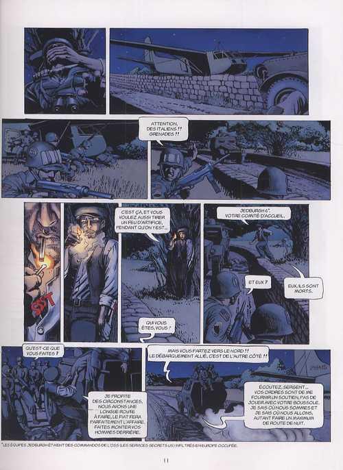 L'histoire secrète T13 : Le crépuscule des dieux (0), bd chez Delcourt de Pécau, Kordey, O'Grady