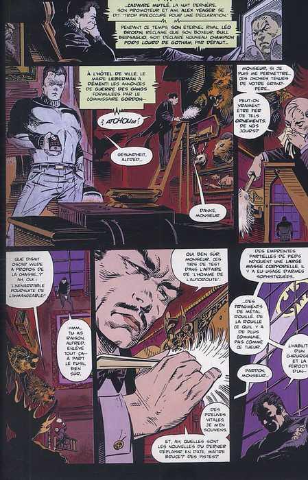 Batman vs. Predator, comics chez Wetta de Gibbons, Kubert, Van Valkenburg