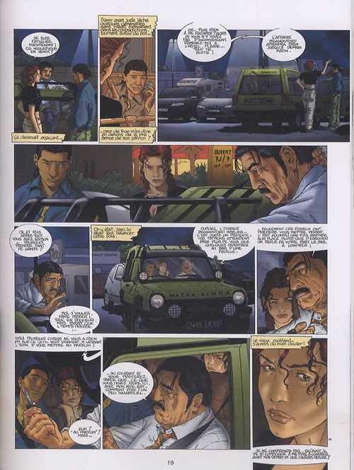 Ava Dream T1 : Infiltration (0), bd chez Le Lombard de Arnoux, Queireix, Paganotto