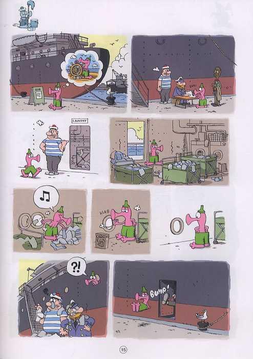 Plunk ! T3 : Génération Plunk ! (0), bd chez Dupuis de Letzer, Cromheecke