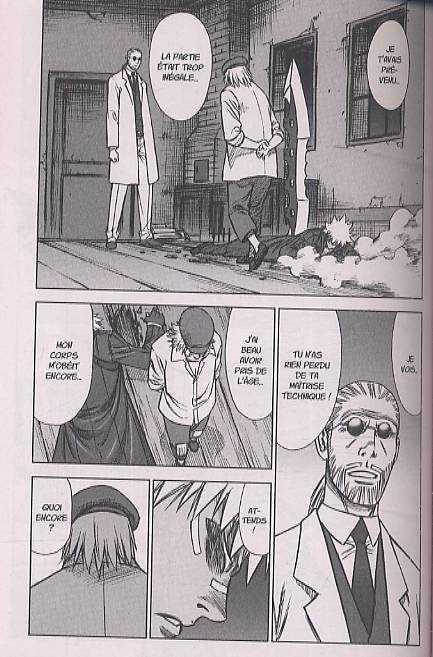 Jackals T3, manga chez Ki-oon de Murata, Kim