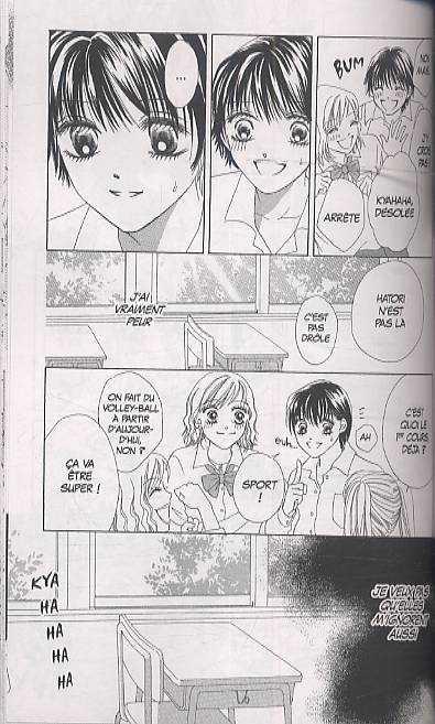 Life T3, manga chez Kurokawa de Suenobu