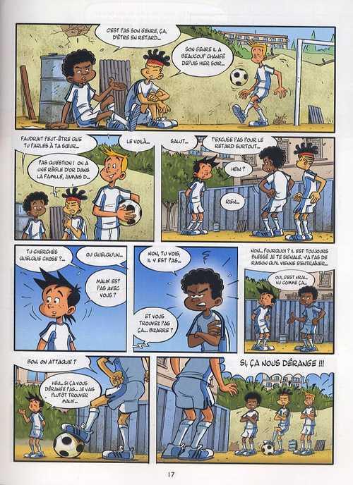 Droit au but T2 : Le foot au coeur ! (0), bd chez Hugo BD de Agnello, Zampano, Garréra, Skiav, Michall