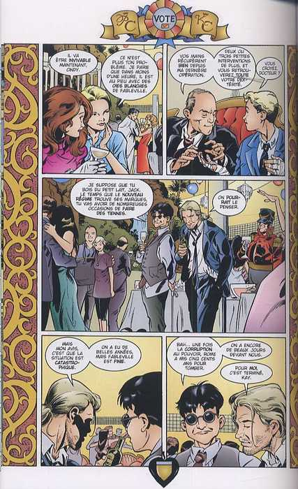 Fables – Softcover, T6 : Cruelles saisons (0), comics chez Panini Comics de Willingham, Akins, Buckingham, Jean, Palmiotti, Vozzo