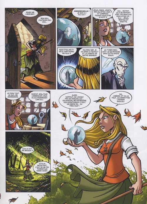 Harry Cover T3 : Il faut sauver le sorcier Cover (0), bd chez Delcourt de Veys, Esdras, Basset, Araldi