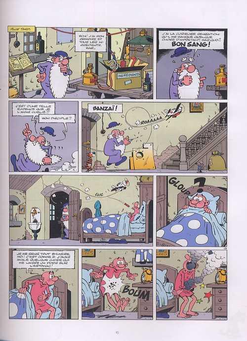 Léonard T39 : Loué soit le génie (0), bd chez Le Lombard de de Groot, Turk, Kael