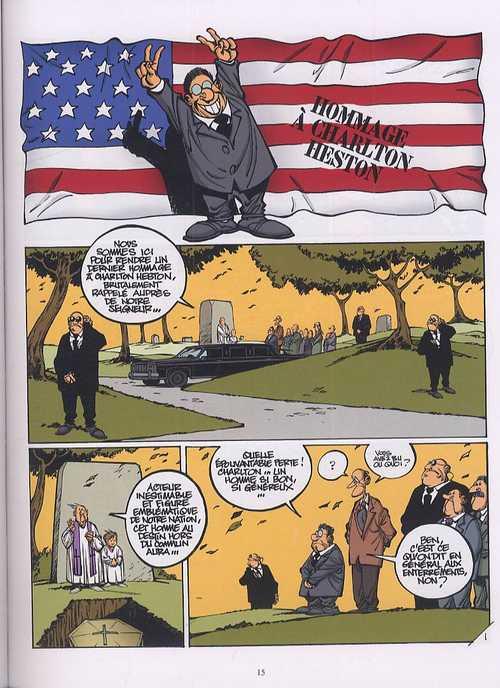 Mister President T5 : Pour une poignée d'électeurs (0), bd chez Le Lombard de Clarke