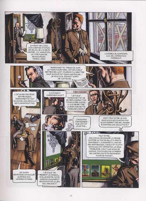 L'histoire secrète T14 : Les veilleurs (0), bd chez Delcourt de Pécau, Kordey, O'Grady
