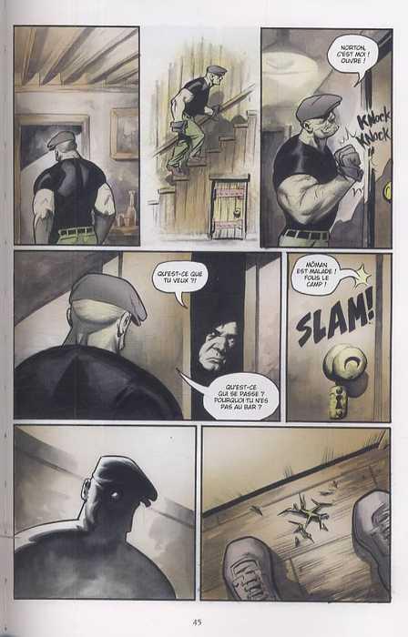 The Goon T6 : Chinatown (0), comics chez Delcourt de Powell