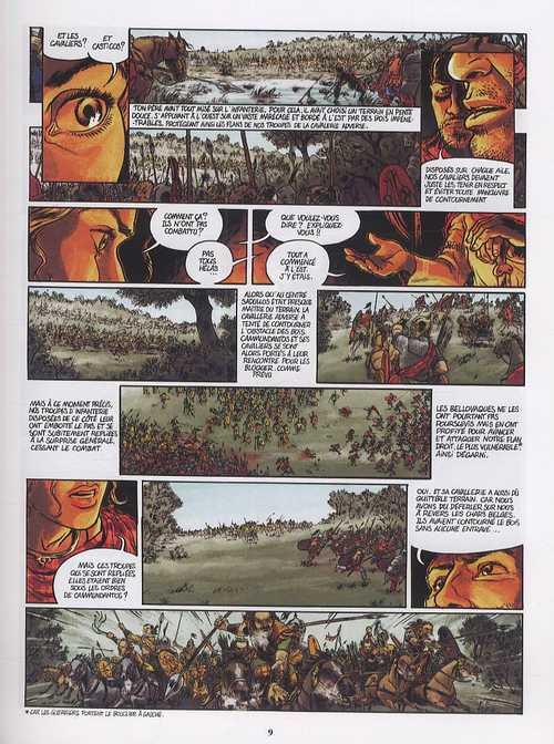 Le casque d'Agris T2 : L'or des Sénons (0), bd chez Assor BD de Luccisano, Libessart, Mambba