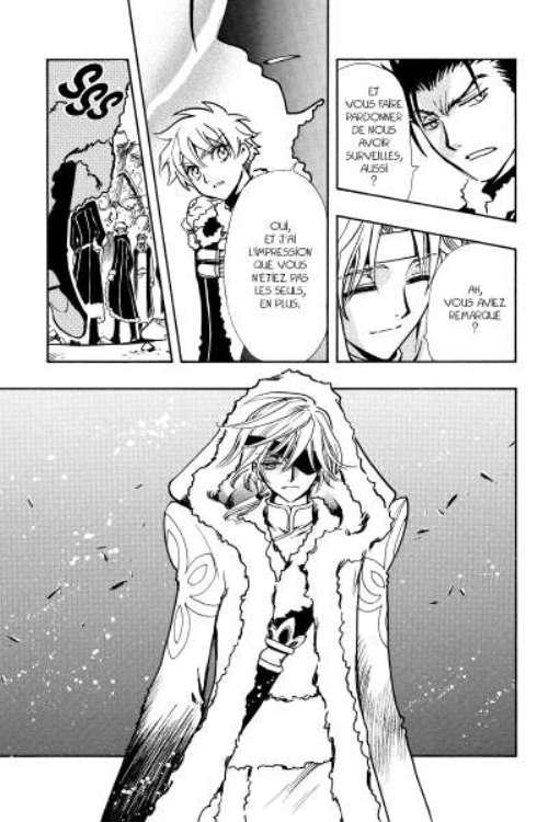 Tsubasa RESERVoir CHRoNiCLE – Première édition, T20, manga chez Pika de Clamp
