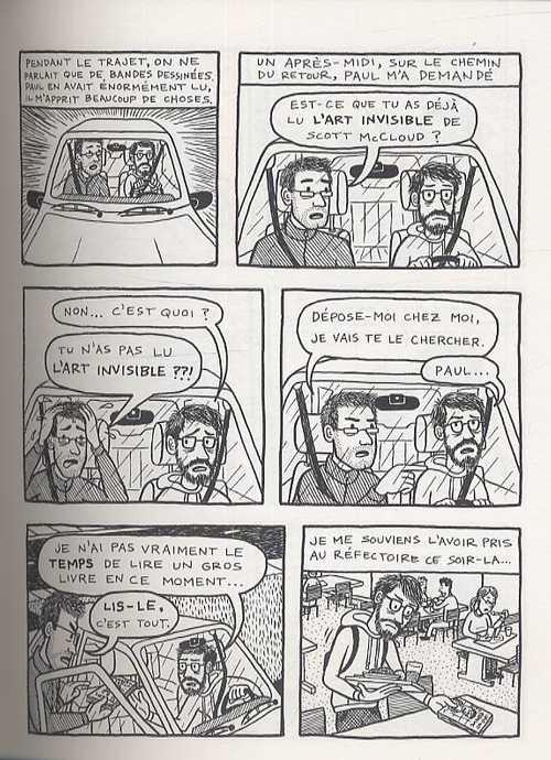 Phase 7, comics chez L'employé du moi de Longstreth
