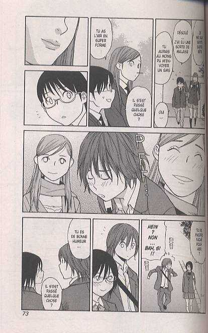 Girlfriend T4, manga chez Delcourt de Hokazono, Betten