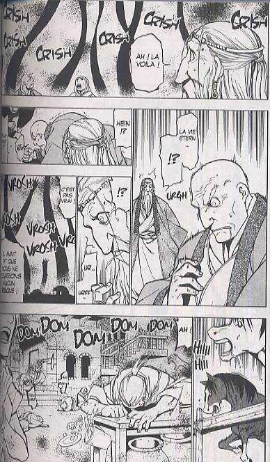 Fullmetal Alchemist T19, manga chez Kurokawa de Arakawa