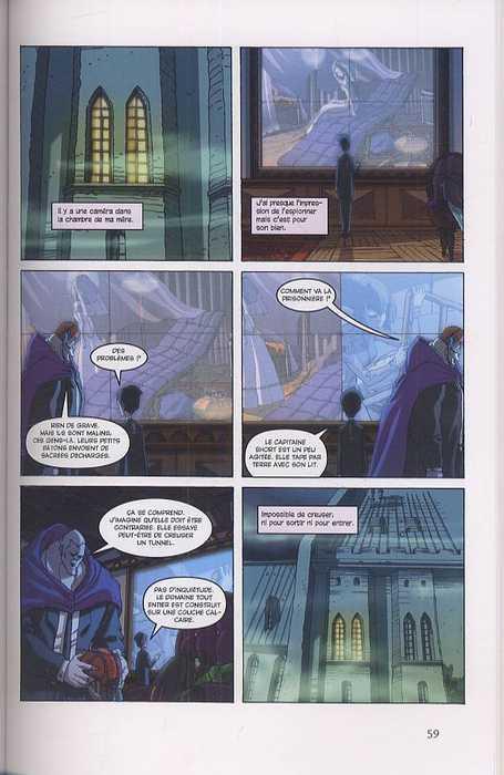 Artemis Fowl, comics chez Gallimard de Colfer, Donkin, Rigano, Lamanna