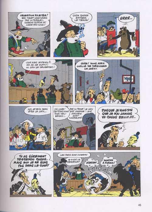 Lucky Luke T5 : Intégrale 5 (1957-1959) (1), bd chez Dupuis de Goscinny, Morris