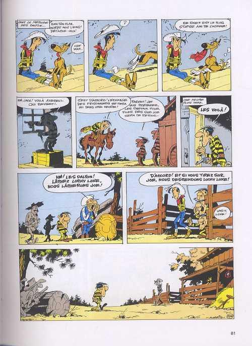 Lucky Luke T6 : Intégrale 6 (1959-1960) (1), bd chez Dupuis de Goscinny, Morris