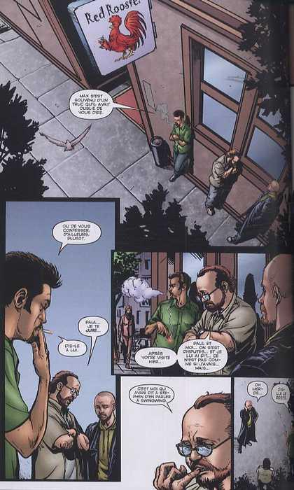 The Boys – édition souple, T2 : Prends ça (0), comics chez Panini Comics de Ennis, Robertson, Aviña