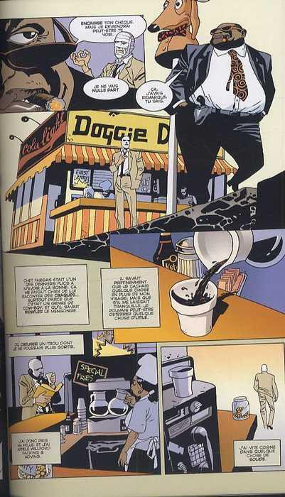 100 Bullets – Edition Softcover, T7 : Cent balles pour un privé (0), comics chez Panini Comics de Azzarello, Risso, Mulvihill, Johnson