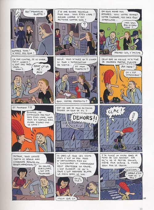 Les aventures de francis Blatte T1 : Le chant du Rastaman (0), bd chez Dargaud de Sapin, Clémence