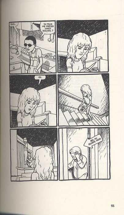 Le petit homme : Histoires courtes (0), comics chez Delcourt de Brown