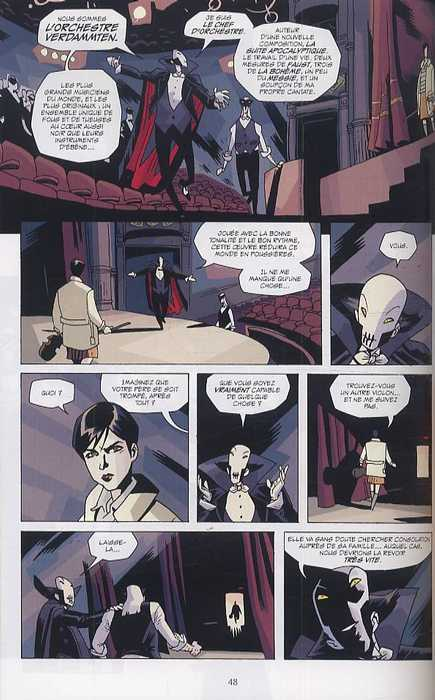 Umbrella Academy T1 : La suite apocalyptique (0), comics chez Delcourt de Way, Ba, Stewart