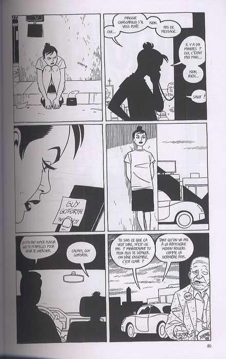 Locas T1 : Elles ne pensent qu'à ça (0), comics chez Delcourt de Hernandez