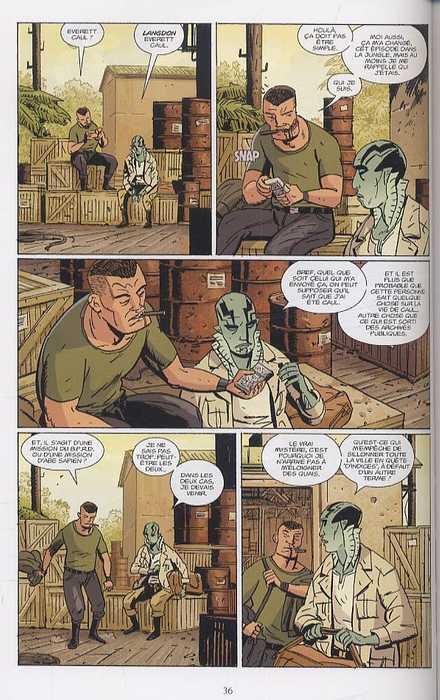 B.P.R.D. T7 : Le jardin des souvenirs (0), comics chez Delcourt de Mignola, Arcudi, Davis, Stewart