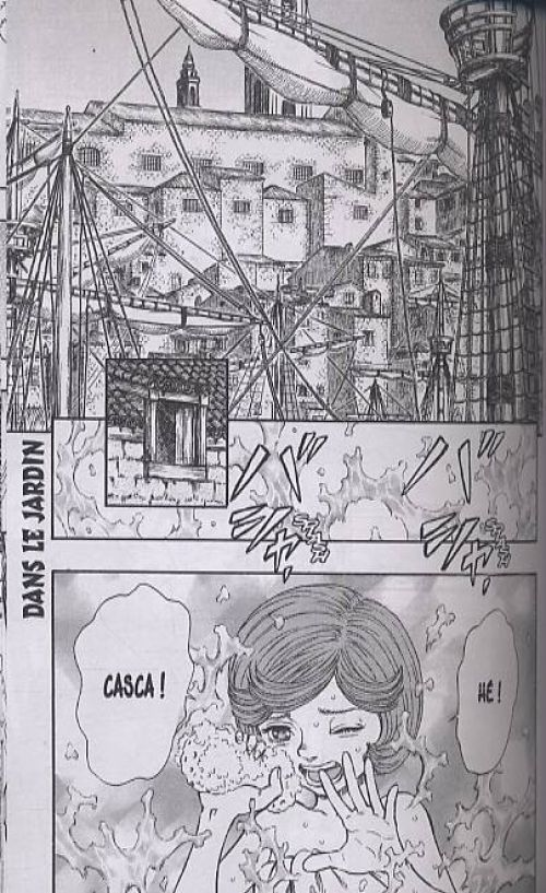 Berserk T29, manga chez Glénat de Miura