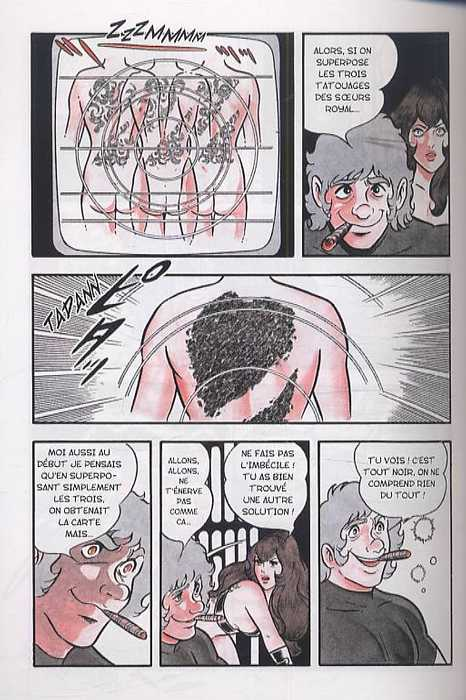 Cobra - Edition originale de luxe  T3 : L'arme absolue (0), manga chez Taïfu comics de Terasawa